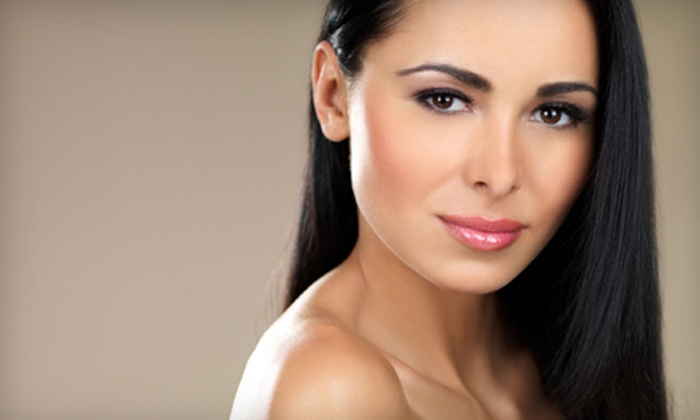 About Mei - Carmel: $99 for a Brazilian Blowout at About Mei ($400 Value)