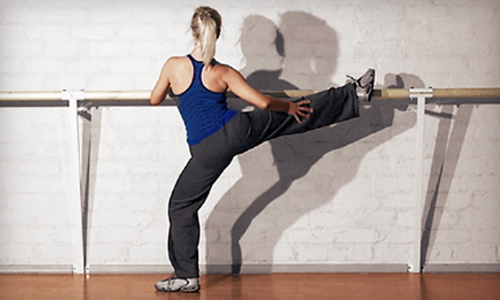 Fitness Cell Collective - Upper East Side: Four or Eight Barre-Method or Drop-In Fitness Classes at Fitness Cell Collective (Up to 69% Off)