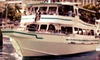 """Fort Myers Princess - Fort Myers Beach: $25 for a Dolphin Tour or Party Cruise for Two on """"The Fort Myers Princess"""" in Fort Myers Beach (Up to $50.10 Value)"""