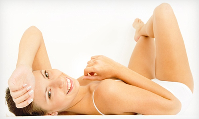 Grandview Aesthetic Center - Grandview Aesthetic Center: Four Laser Hair-Removal Treatments at Grandview Aesthetic Center (Up to 89% Off). Five Options Available.