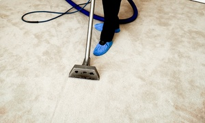 Al's & E's Carpet Cleaning: Carpet Cleaning for Two or Three Rooms and One Hallway from Al's & E's Carpet Cleaning (Up to 69% Off)