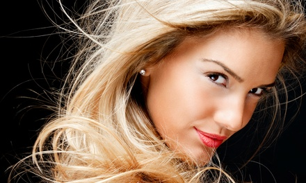 Hair Care Packages at Bocu Salon and Day Spa (Up to 59% Off). Four Options Available.
