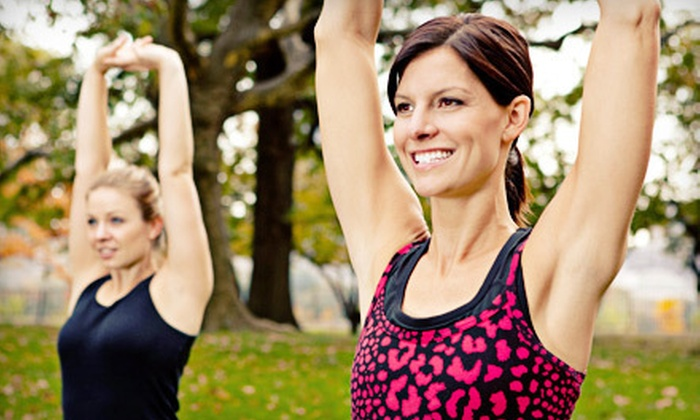 Z Fit Boot Camp - Elings Park: $39 for Five-Week, 10-Session Outdoor Boot-Camp Program at Z Fit Boot Camp ($200 Value)