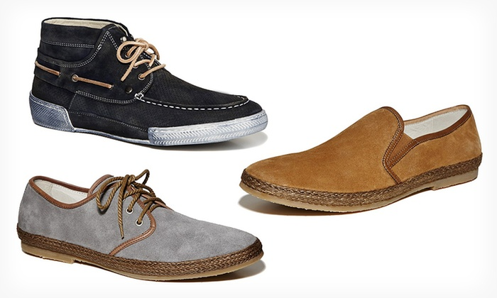 Rogue Men's Shoes: Rogue Men's Suede-Leather Shoes (Up to 58% Off). Multiple Styles Available. Free Shipping and Returns.