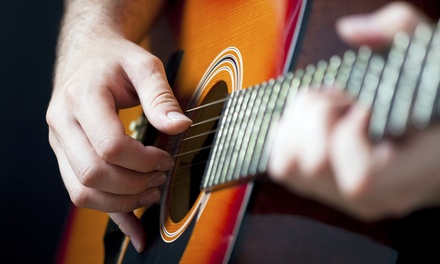 groupon daily deal - $19 for One Year of Online Guitar Lessons from StrumSchool.com ($99 Value)
