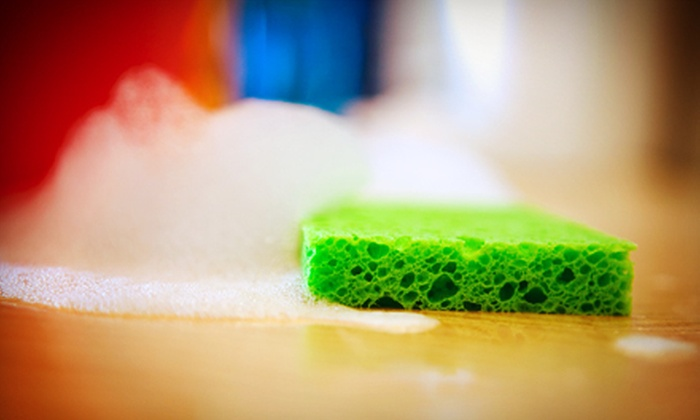 Gold Star Property Services, L.L.C. - San Jose: Two or Three Hours of Housecleaning from Gold Star Property Services, L.L.C. (Up to 68% Off)