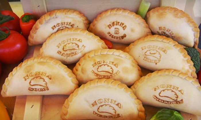Nonna's Empanadas - Mid-City West: Empanada Meal for Two, Empanada Catering Package, or $20 Worth of Empanadas at Nonna's Empanadas (Up to 55% Off)