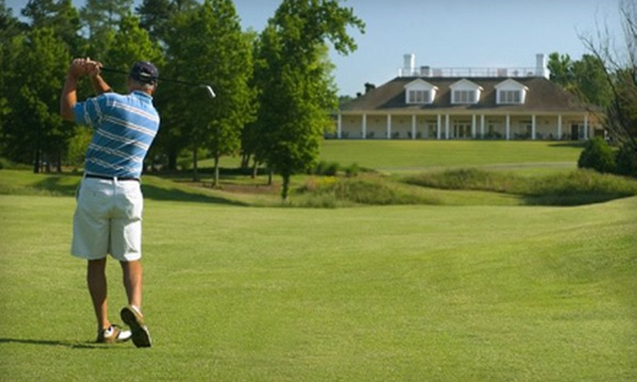 River Plantation Country Club - River Plantation Country Club: $75 Worth of Rounds of Golf