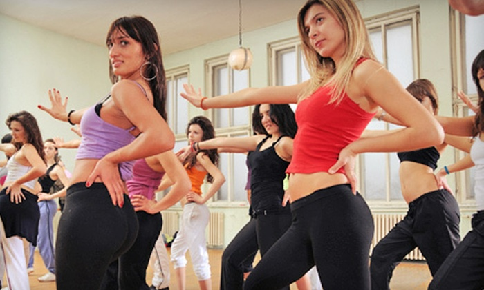 Alaska Dance Promotions - Anchorage: 8 or 16 Zumba Classes or 4 Salsa Classes at Alaska Dance Promotions (Up to 58% Off)
