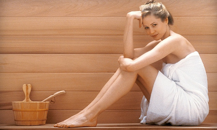A Day Away Salon & Spa - Fort Wayne: Three Sauna Visits, or One or Three Detox Treatments with Sauna Visits at A Day Away Salon & Spa (Up to 58% Off)