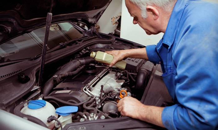 Lawson Tire & Automotive - Scenic Brook Estates: $10 for an Oil Change, Filter, and 22-Point Inspection at Lawson Tire & Automotive ($34.49 Value)