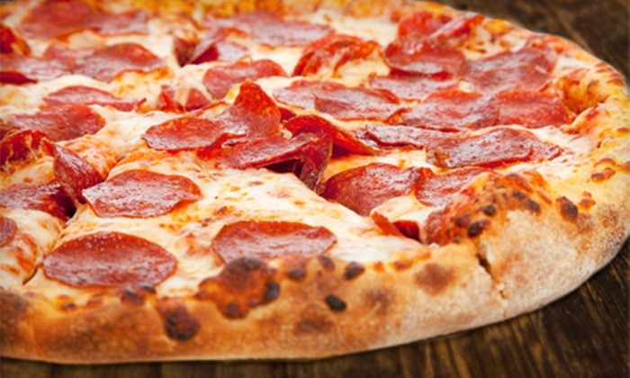 Kingy's Pizza Pub - Canal Winchester - Pickerington: $10 for $20 Worth of Pizza, Ribs, and Subs at Kingy's Pizza Pub