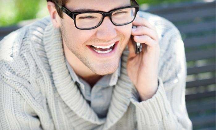 Novus Clinic - Multiple Locations: $49 for $200 Toward Prescription Eyeglasses or Prescription Sunglasses at Novus Clinic