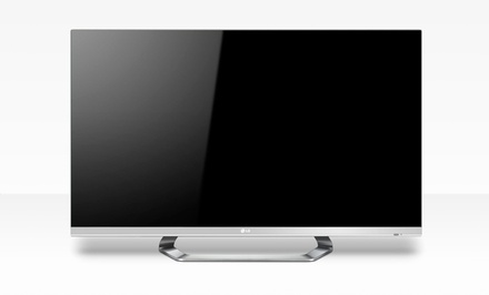 LG 47-Inch 3D LED Smart TV (47LM6700)