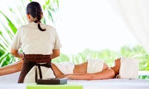 The Face And Body Clinic Wimbledon: Choice of 60-, 90- or 120-Minute Pamper Package at Face And Body Clinic Wimbledon (Up to 80% Off)