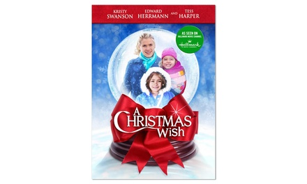 A Christmas Wish on DVD
