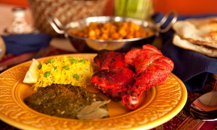 Dine-In, Carryout, or Catered Indian Food at India Masala (Up to 40% Off). Three Options Available.