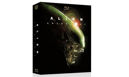 Alien Anthology 6-Disc Set on Blu-ray