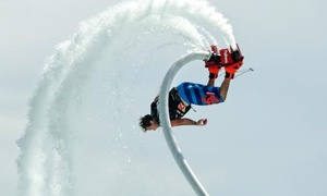 LTS Wakeboard, Wakesurf and Waterski: $188 for One Hour of Flyboard at LTS Wakeboard, Wakesurf, and Waterski ($300 Value)
