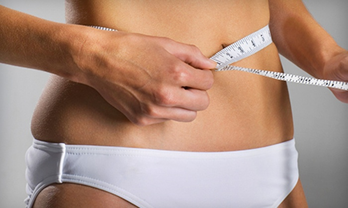 Pure Day Spa - Frisco: 4, 8, or 12 Ultrasonic-Cavitation Treatments at Pure Day Spa (Up to 94% Off)