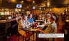 Elite Cigar Cafe - Multiple Locations: $10 for $20 Worth of Cigars or Upscale Bar Fare at Elite Cigar Cafe