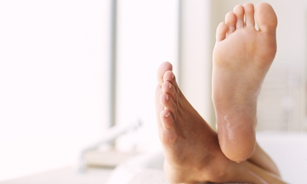 Laser Toenail Fungus Removal Sessions  at Advanced Laser Clinics (Up to 69% Off)