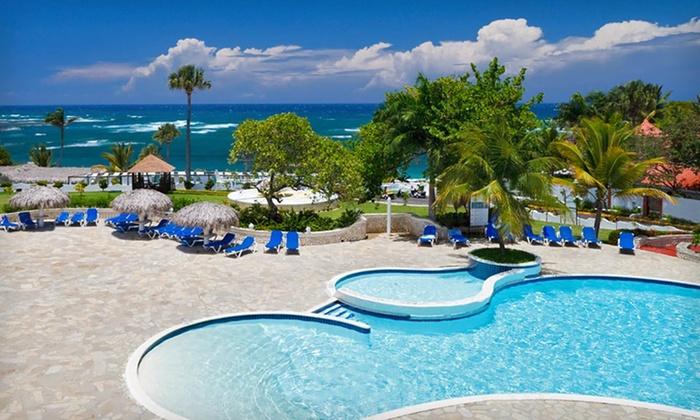 All Inclusive Beach Resort In Dominican Republic