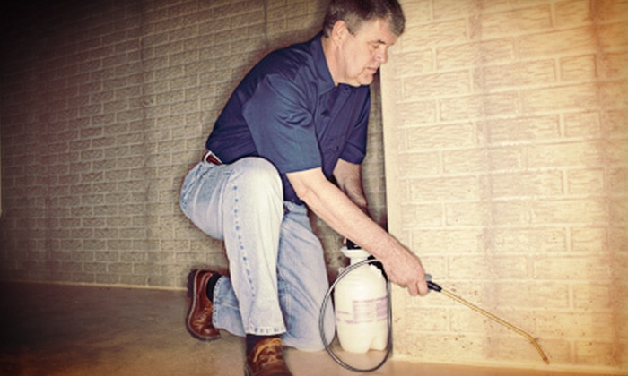General Pest Co. - Wilmore: One or Two Pest-Control Treatments from General Pest Co. (Up to 61% Off)