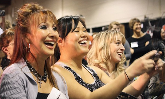 Calgary Woman's Show - BMO Centre, Stampede Park: One-Day Pass for Two or Four to Calgary Woman's Show on April 20 or 21 at the BMO Centre (Up to Half Off)
