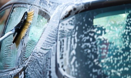 Deluxe Interior and Exterior Detailing for a Sedan or SUV at Lube 2 Go (Up to 51% Off)