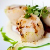 Indulge in a 4-Course Sustainable Seafood Fest Inside Russet