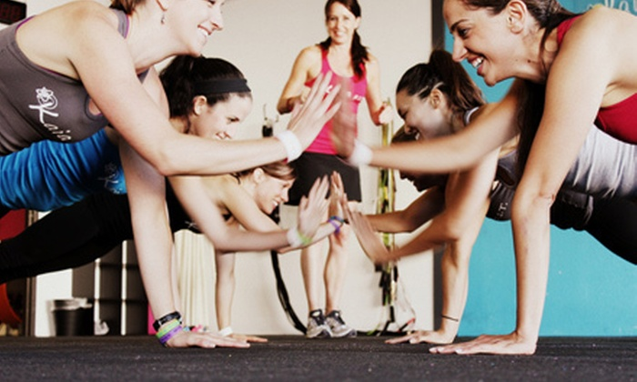 Kaia F.I.T. Sacramento - Kaia FIT Sacramento : $29 for a Five-Week Women-Only Fitness Program at Kaia F.I.T. Sacramento ($139 Value)