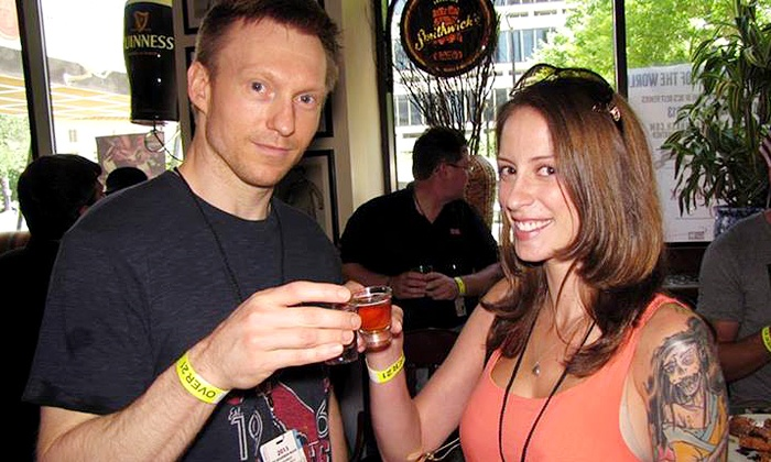 DC Bourbon Bash - R.F.D.: DC Bourbon Bash for One or Two on Saturday, June 21 (47% Off)