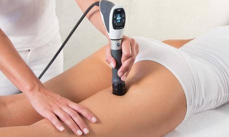 2 sesiones de tratamiento anticelulítico con ondas de choque en glúteos o muslos desde 49,90 € en Ice Aesthetic