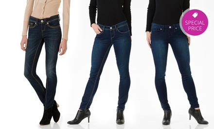 Seven7 Women's Skinny Jeans. Multiple Styles Available.