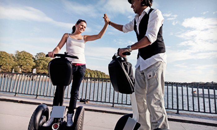 Electric Glide Tours - Historic Ybor: One- or Two-Hour Segway Tour of Ybor City from Electric Glide Tours (Up to 51% Off)
