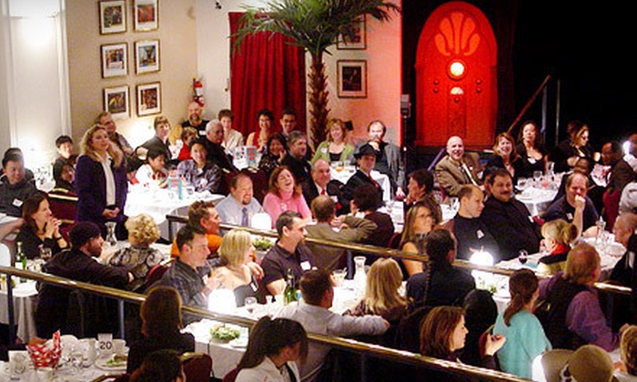 Mysteriously Yours... Mystery Dinner Theatre - Toronto: $43 for a Murder-Mystery Dinner and Performance at Mysteriously Yours… Mystery Dinner Theatre (Up to $85 Value)