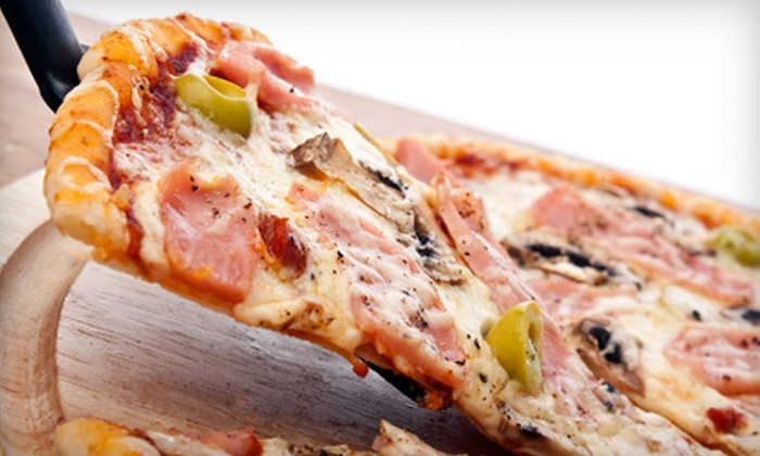 11th Street Pizzeria - South Philadelphia East: Pizzeria Food at 11th Street Pizzeria (Half Off). Two Options Available.