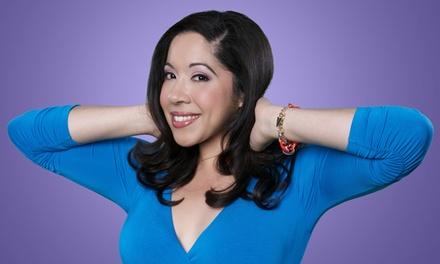 Latino Comedy Night Starring Gina Brillon at Castle on November 9 at 7 p.m. (Up to 55% Off)
