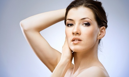 Two Radio-Frequency Skin-Tightening Treatments at Tighten It! (70% Off). Two Options Available.