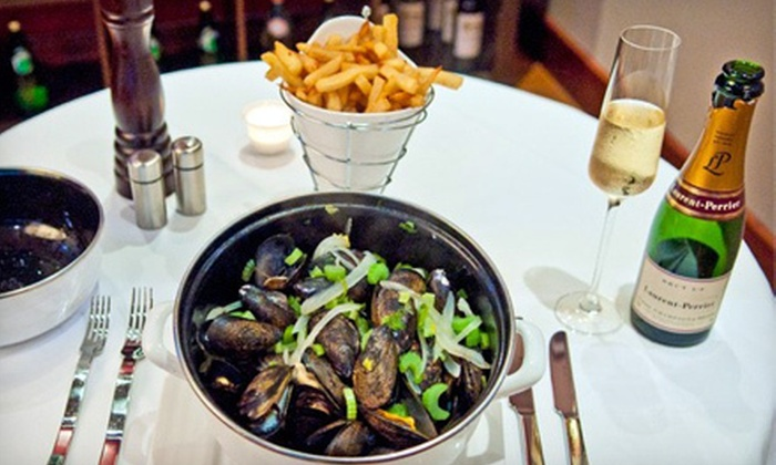 Brasserie Belge - Downtown Sarasota: $15 for $30 Worth of Belgian Cuisine at Brasserie Belge in Sarasota