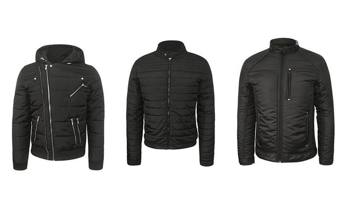 Repair Men's Quilted Jackets