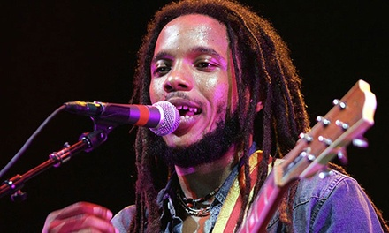 Stephen Marley on July 11 at 8 p.m.