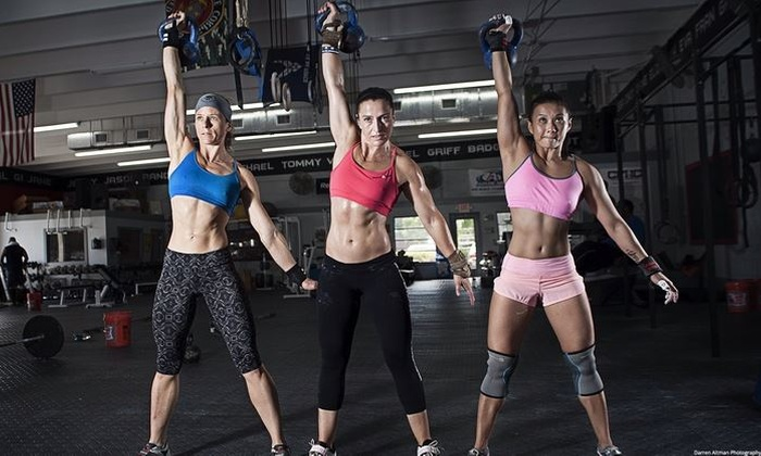 CrossFit BarTown - Delray Beach: One Month of Unlimited CrossFit Classes or 20 Classes at CrossFit BarTown (Up to 83% Off)