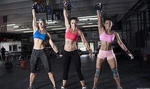 CrossFit BarTown: One Month of Unlimited CrossFit Classes or 20 Classes at CrossFit BarTown (Up to 86% Off)