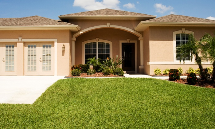Lawn Doctor of North Tampa - Lutz: $29 for a Lawn-Fertilization and Weed Treatment from Lawn Doctor of North Tampa ($61 Value)