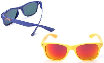 NCAA Big 10, Big 12, and Pac 12 Gameday Sunglasses