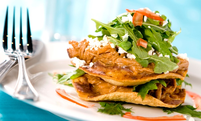 Alegria Cocina Latina - Downtown Long Beach: Latin Cuisine at Alegria Cocina Latina (Up to 50% Off). Three Options Available.