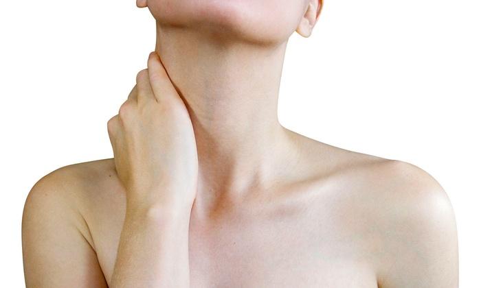 Bryn Mawr Dermatology - Bryn Mawr: One or Three Re-Firming Skin Tightening Treatments for Neck or Face at Bryn Mawr Dermatology (Up to 56% Off)