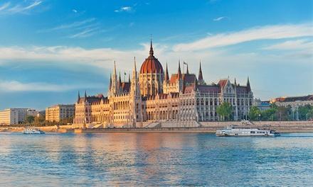 ✈Praga, Viena y Budapest: 8 días y 7 noches para 1 con desayuno y vuelo de I/V en categoria de hotel a elegir
